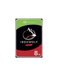 """Disco Seagate IronWolf  3.5"""" 8Tb  256mb (ST8000VN004)"""
