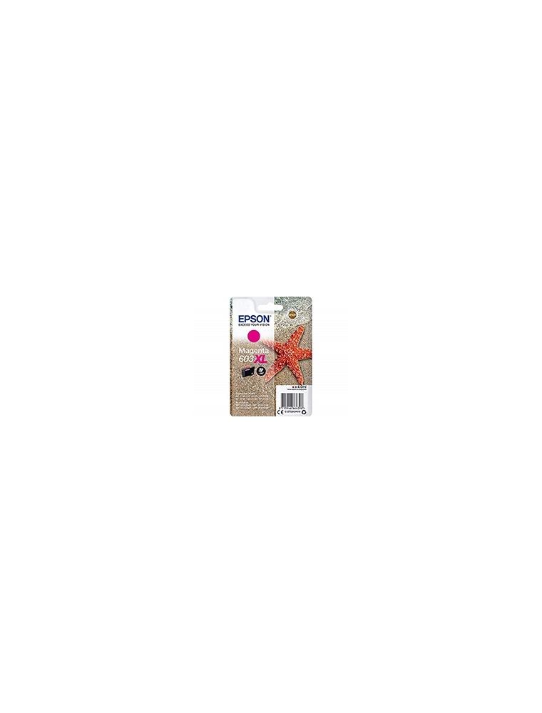 Tinta Epson 603XL Magenta Estrella (C13T03A34010)