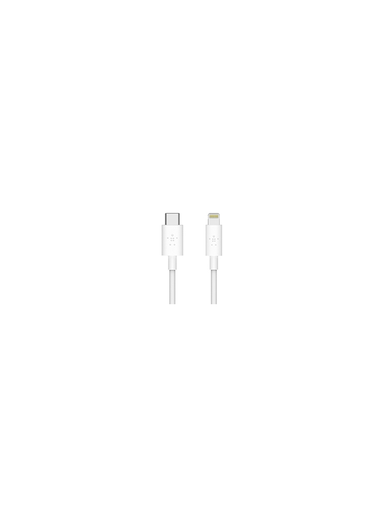 Cable BELKIN BOOST CHARGE Usb-C a LGT(F8J239BT04-WHT)