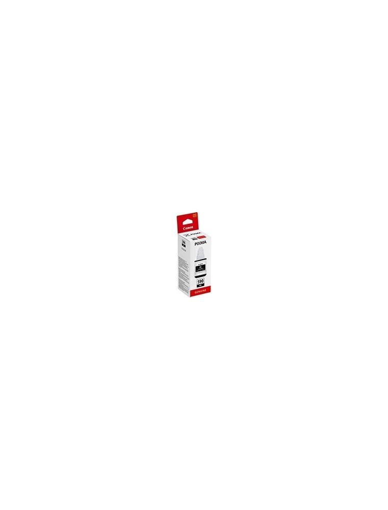 Botella tinta CANON GI-590 135ml Negro (1603C001AA)