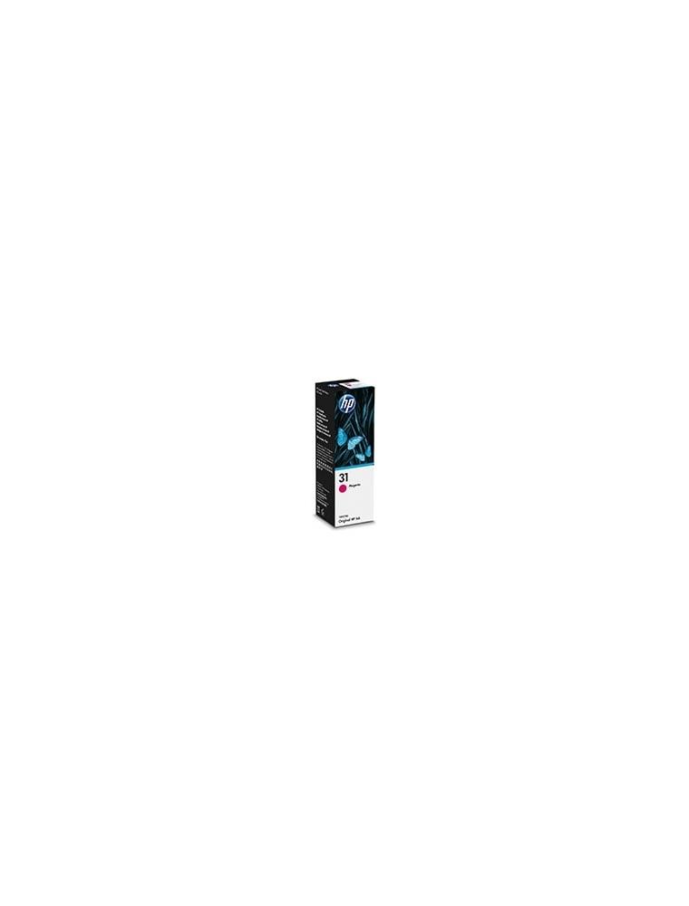 Botella Tinta HP 31 70ml Magenta (1VU27AE)