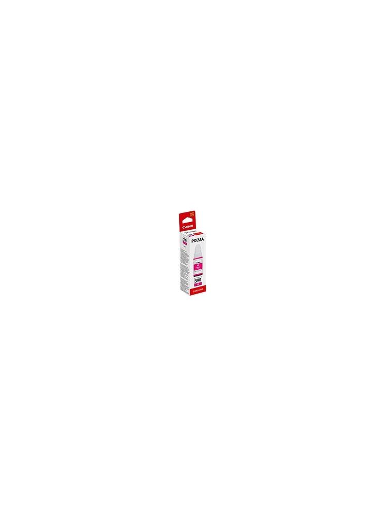 Botella Tinta CANON GI-590 70ml Magenta (1605C001AA)