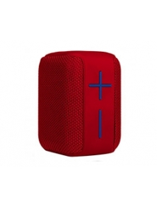 Altavoz NGS Bluetooth 10W Rojo (ROLLERCOASTERRED)