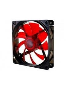 Ventilador NOX Coolfan 12cm Rojo (NXCFAN120LR)