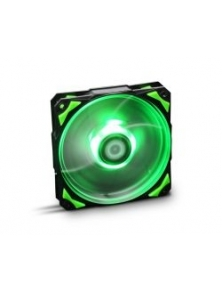 Ventilador NOX HFAN 12cm Verde (NXHUMMERF120LG)