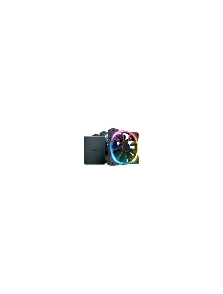 Ventilador NZXT AER RGB 2Unidades 120mm (HF-2812C-D1)