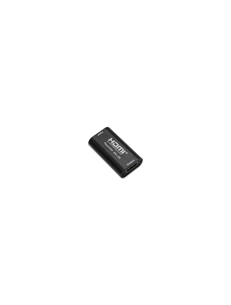 Nanocable Adaptador HDMI A/H-A/H Negro (10.15.1201)