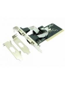 Tarjeta PCI APPROX 2 Serie Low/High Prof (APPPCI2S)