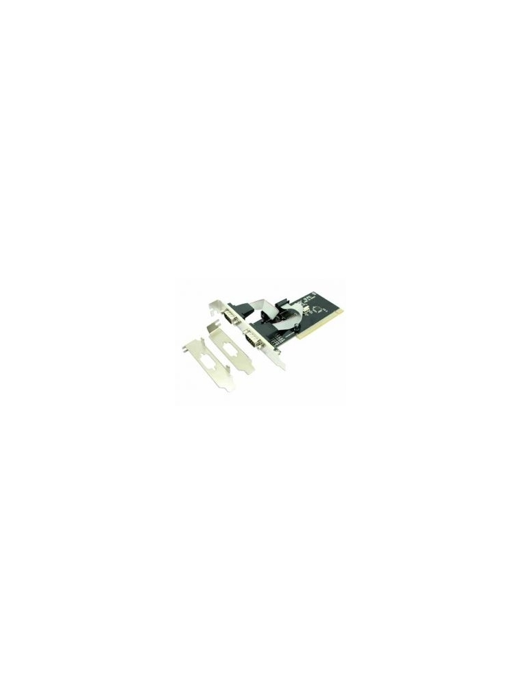 Tarjeta PCI APPROX 2 Serie Low/High Prof (APPPCI2S)