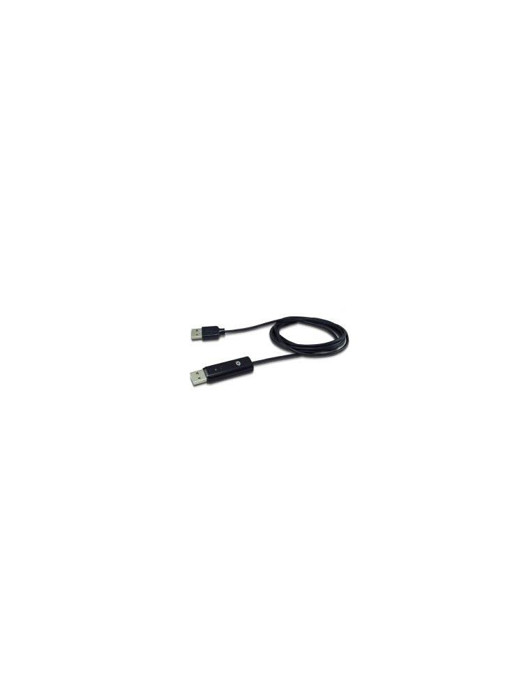 Cable Concept.USB comparte KB-M-opticas (CUSBKMFOSHARE)