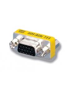 Adaptador EQUIP DB15HD Hembra-DB15HD Hembra (EQ124321)