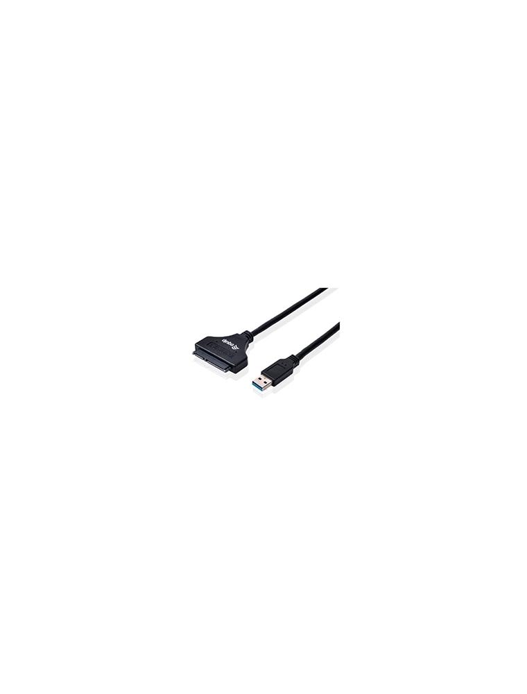 Adaptador EQUIP USB3.0 a SATA (EQ133471)
