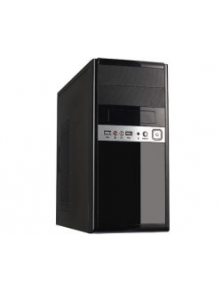 SemiTorre BLACK 500W mATX USB3 (UK-6011-52008)