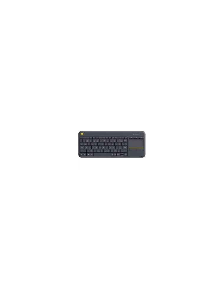 Teclado LOGITECH K400 Plus Wireless Negro (920-007137)