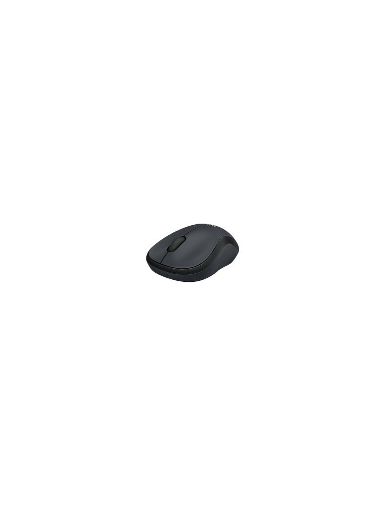Ratón LOGITECH M220 Wireless Silent Negro (910-004878)
