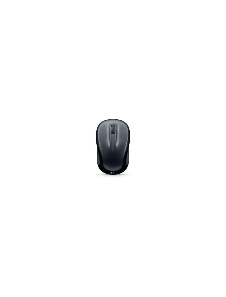 Ratón LOGITECH M325 Wireless Dark Silver (910-002142)