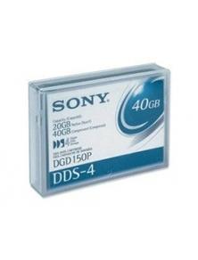 Cinta Datos Sony DDS-4 40Gb (DGD150P)