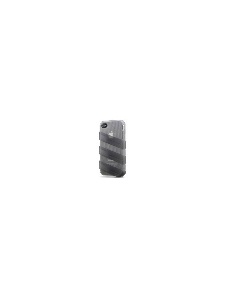 CoolerMaster IPHONE4S Funda Goma Gris (C-IF4C-HFCW-3A)