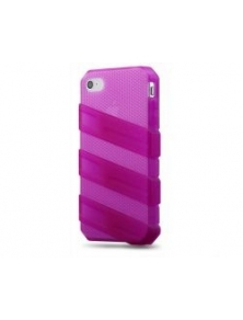 CoolerMaster IPHONE4S Funda Goma Rosa (C-IF4C-HFCW-3N)