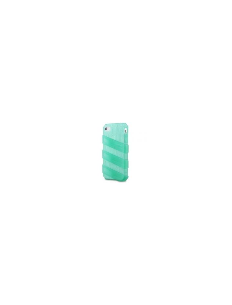CoolerMaster IPHONE4S Funda Goma Verde (C-IF4C-HFCW-3G)