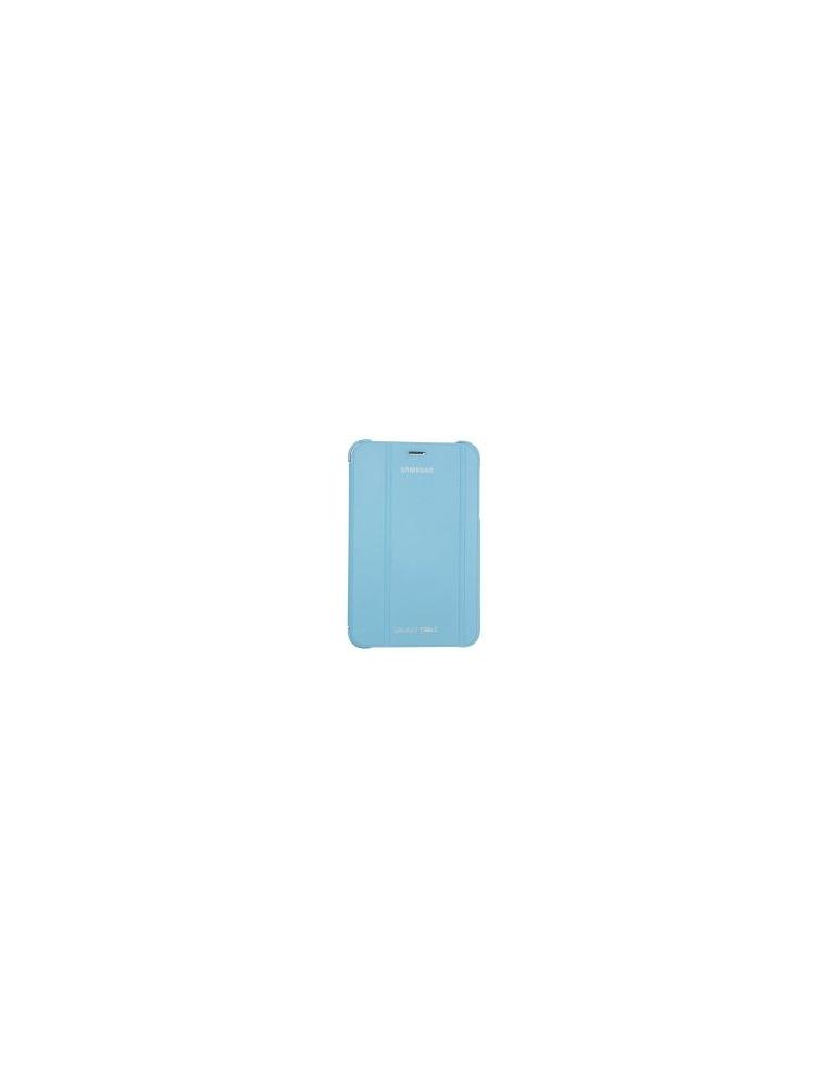"""Funda Galaxy Tab2 7"""" Capri Blue (EFC-1G5SLECSTD)"""