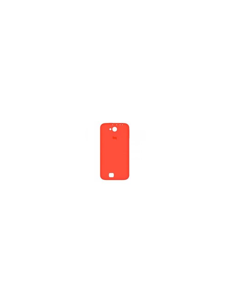 """Funda BQ Aquaris 5"""" Back Cover Rojo (11BQFUN120)"""