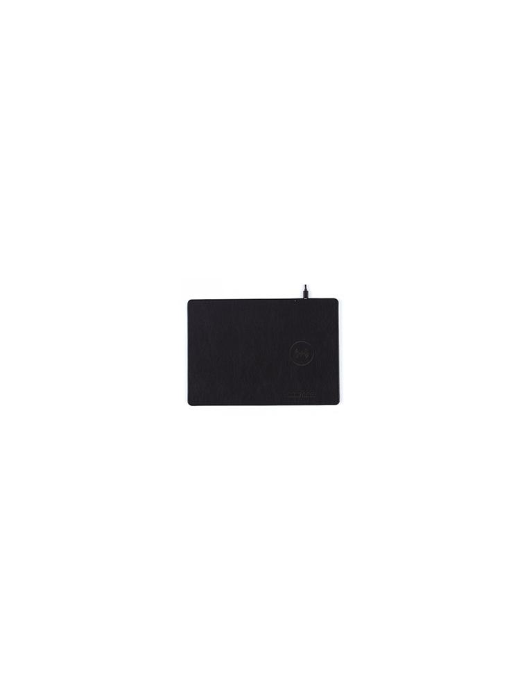 Alfombrilla Qi MiniBatt Carga Inalámbrica Negro (MB-PAD