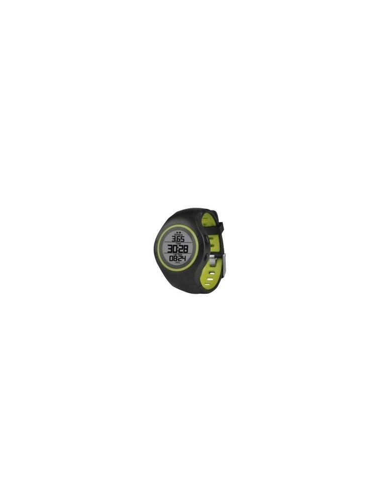 Reloj deportivo Billow GPS BT Negro/Verde (XSG50PROGP)