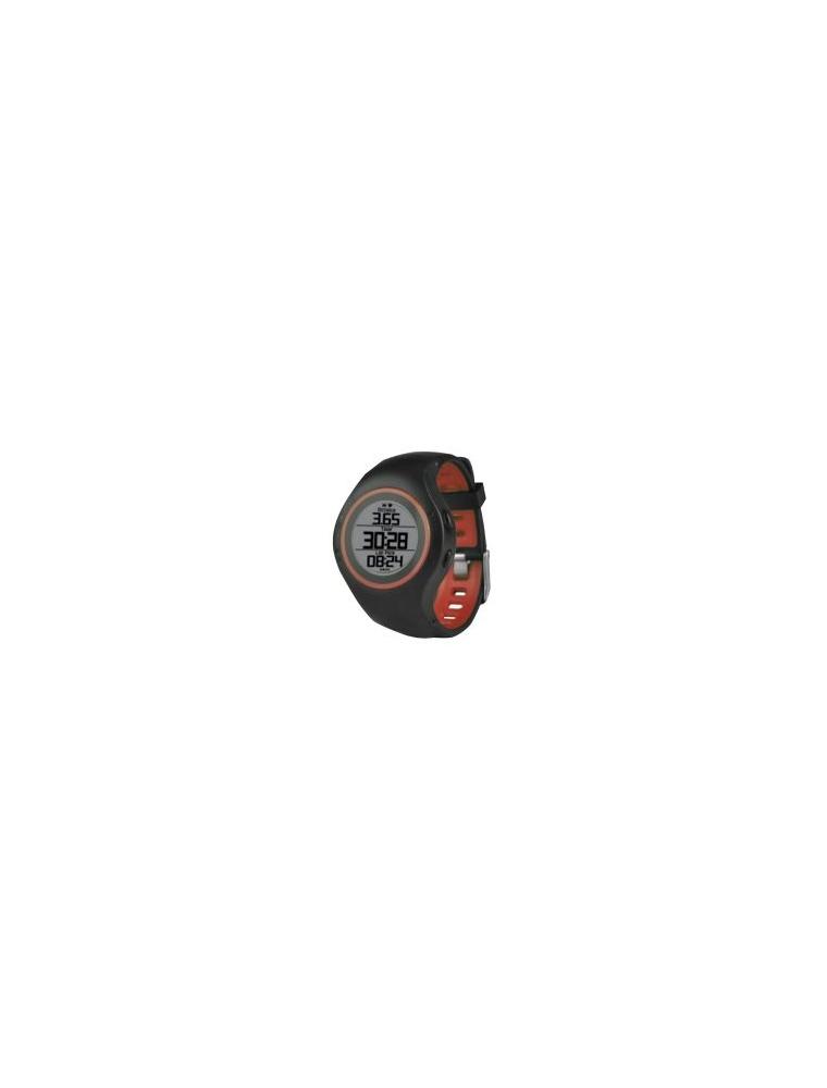 Reloj deportivo Billow GPS BT Negro/Rojo (XSG50PROR)