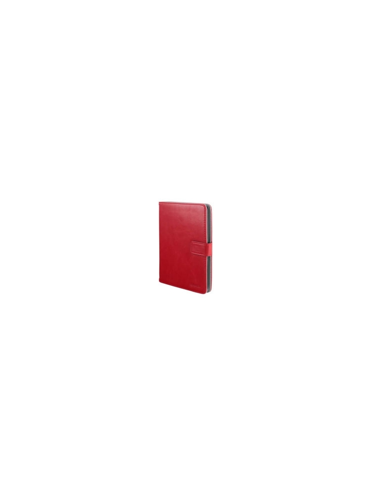 Funda Woxter Leather Case 50 Rojo para eBook(EB26-014)