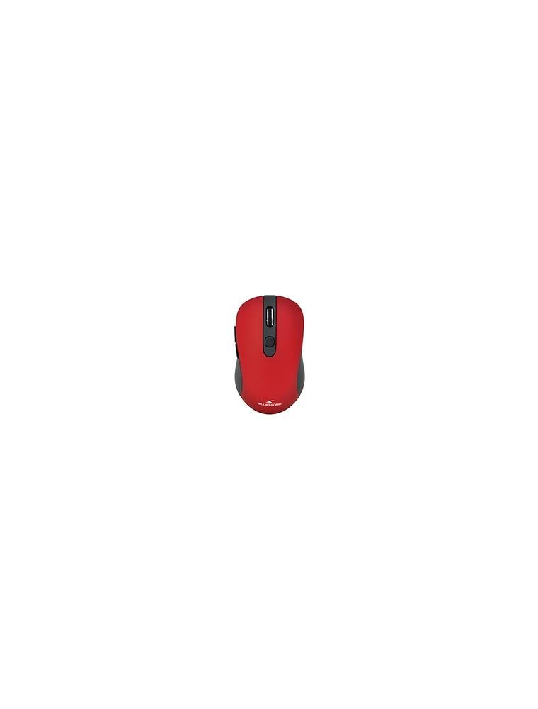 Raton BLUESTORK Office 60 Wireless Rojo (M-WLOFF60-RED)