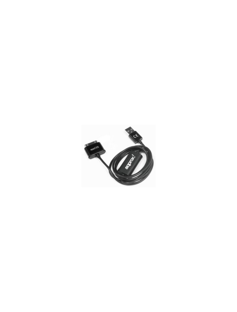 Cable APPROX USB Macho a 30 Pines Samsung (APPC05)