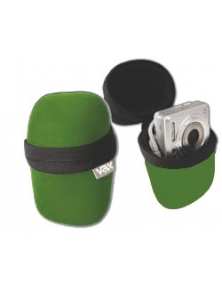 VAX Funda ARIBAU camara digital Verde (8004)