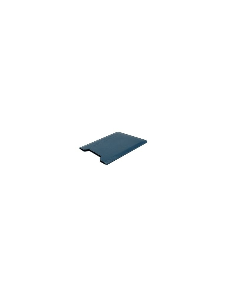 Funda ABRAZZIO Ipad Piel color Azul