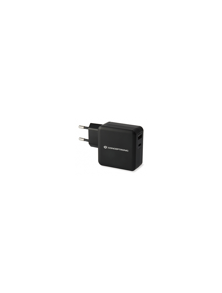 Cargador pared CONCEPTRONIC 30W USB-C (ALTHEA01B)