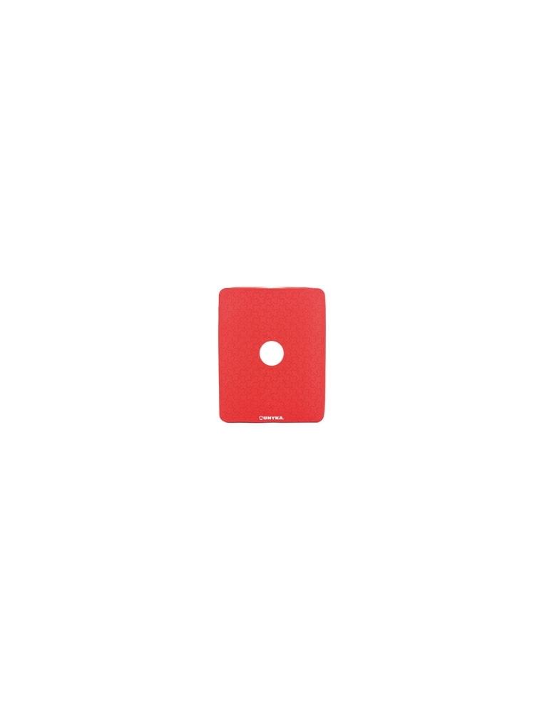 """Funda Unyka para Ipad Silicona 9.7"""" Rojo (50418)"""