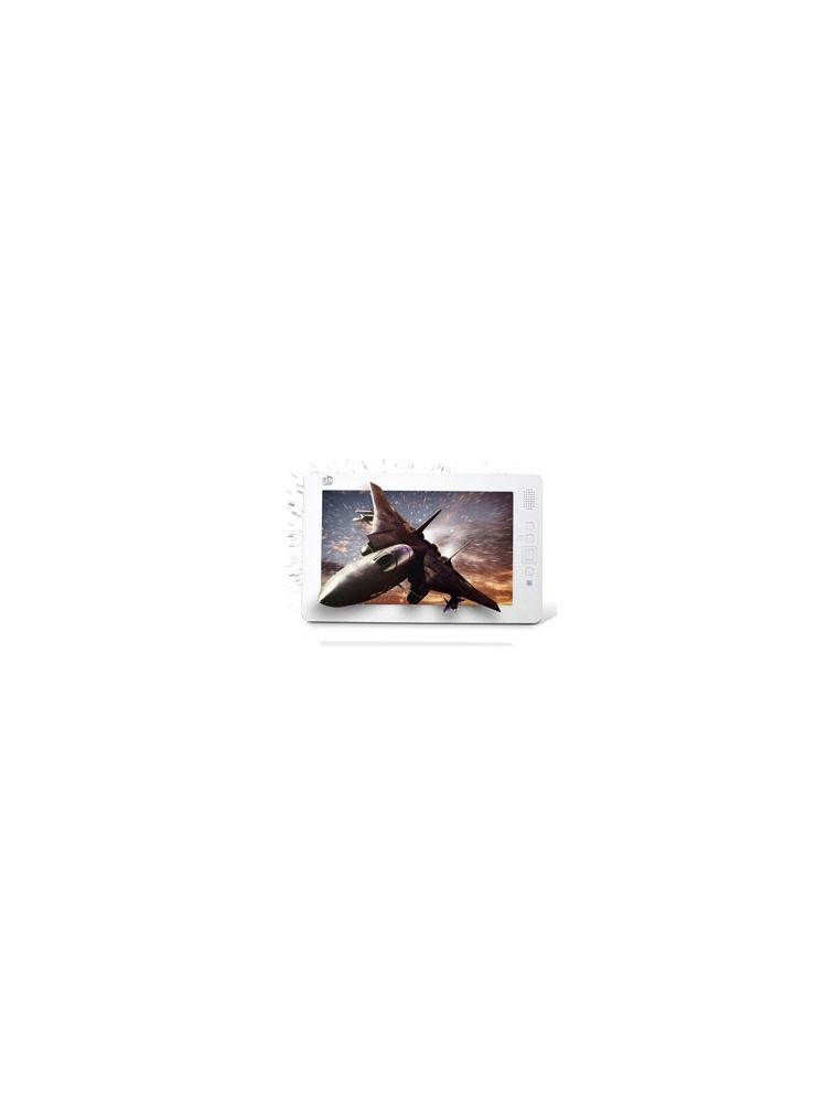 """NVSBL MP4 3D sin gafas 8"""" 720p 4D MEDIA (4D MEDIA)"""