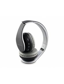 Auriculares CONCEPTRONIC BT FM mSD Negro (PARRIS01B)