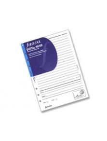 LOGITECH Filofax Digital Notepaper para io2 A5 (3343)