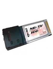 Sintonizadora KWORLD NBTV100 PCMCIA Analogica