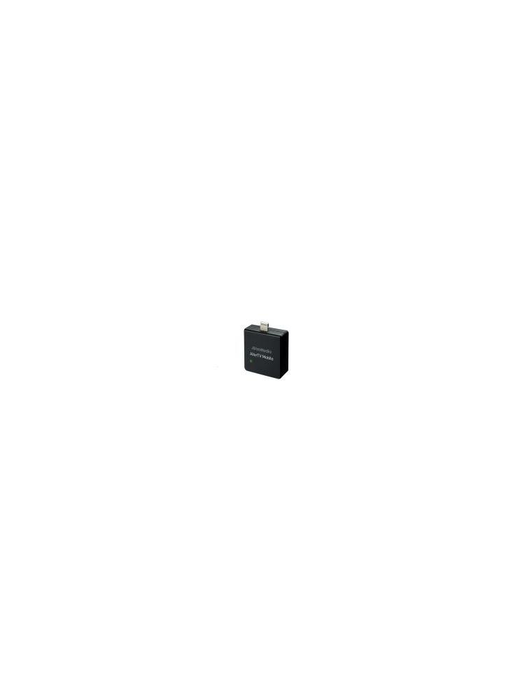 Capturadora AverMedia MOBILE:TDT IPHONE IPAD (EW330)
