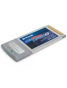 Tarjeta red Wireless D-Link PCMCIA 108Mbp (DWL-G650)