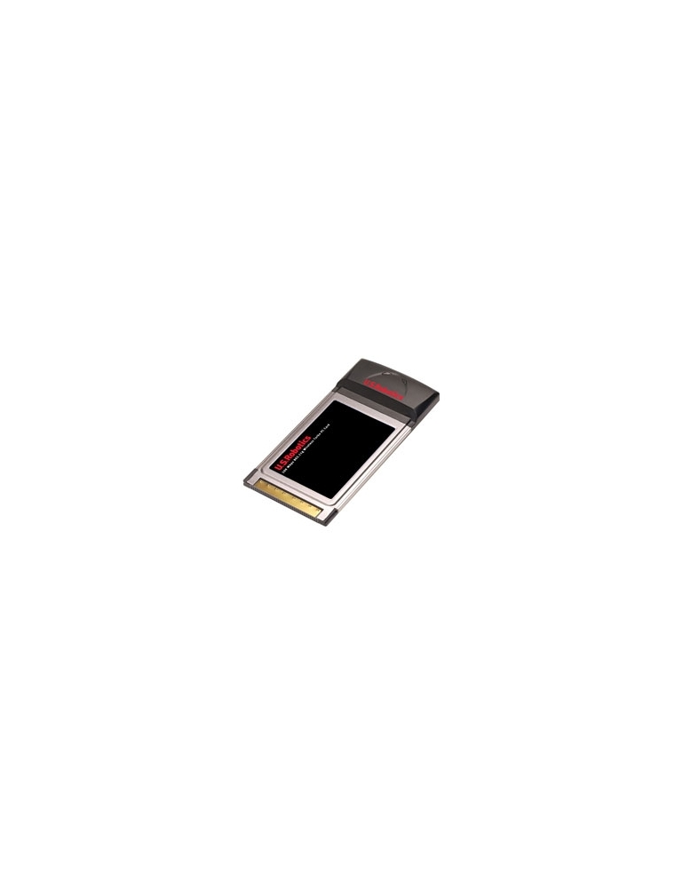 Tarjeta WLAN USRobotics PCMCIA 100Mbp (USR805410)
