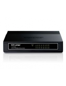 Switch TP-LINK 16 Puertos 10/100 (TL-SF1016D)