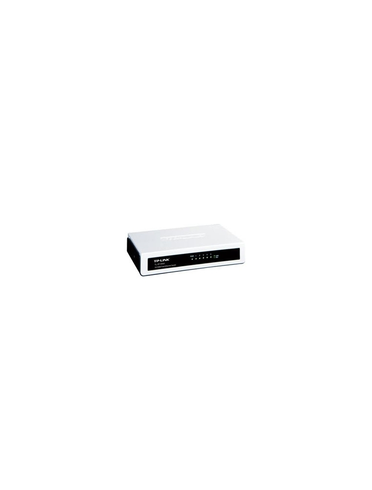 Switch TP-LINK 5 Puertos 10/100/1000 (TL-SG1005D)