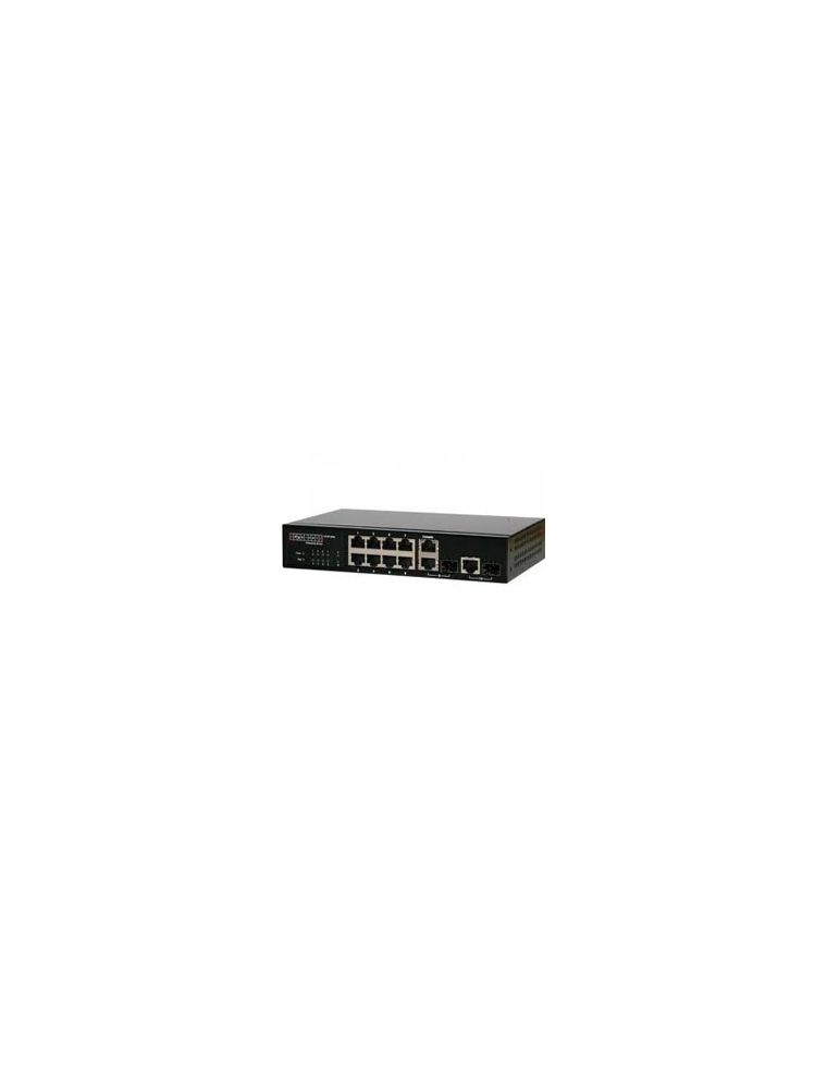 SMC Switch L2 Fast Ethernet IP Stack (ES3510MA)