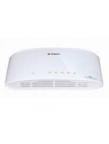 Switch D-Link 5P 10/100/1000 (DGS-1005D)