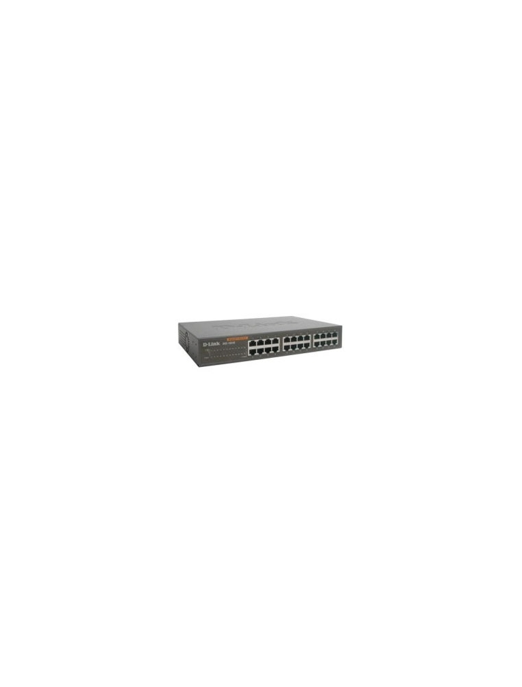 Switch D-Link 24P 10/100/1000 (DGS-1024D)