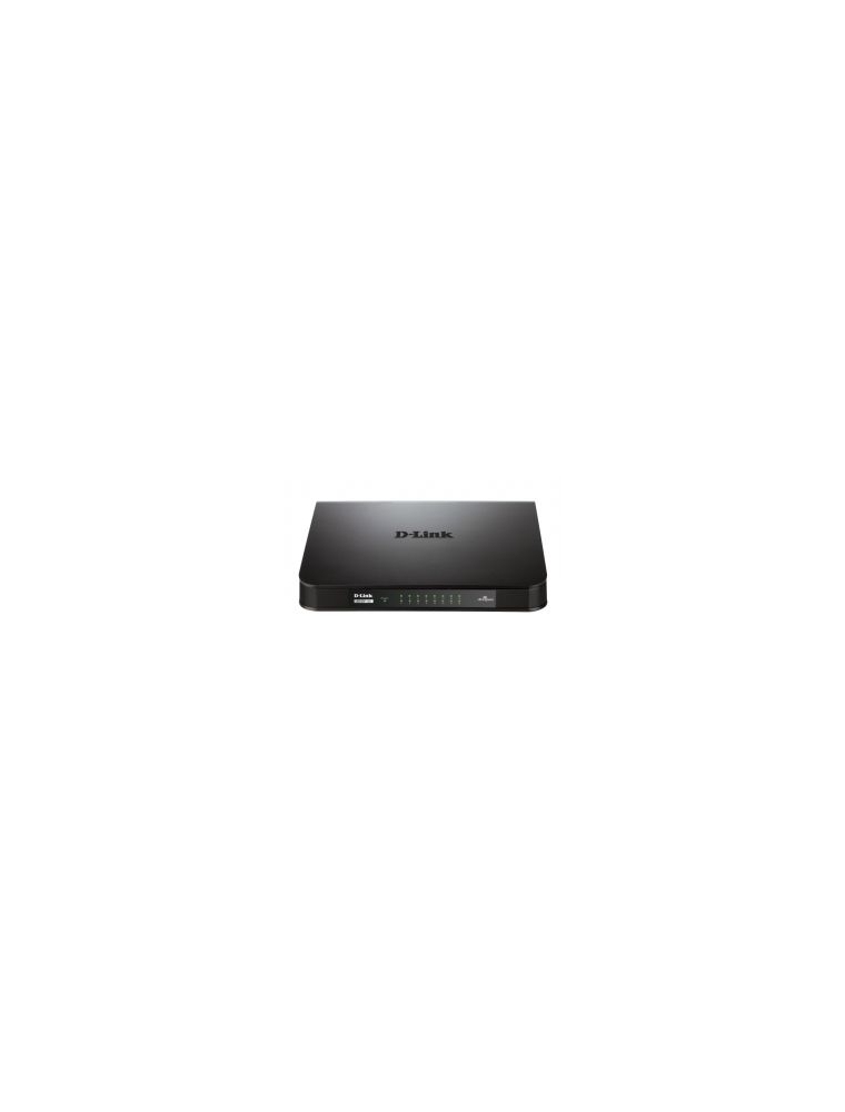Switch D-Link 24P 10/100/1000 (GO-SW-24G)