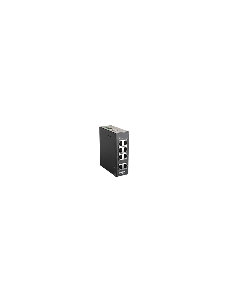 Switch D-Link 8P 10/100 (DIS-100E-8W)